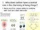Carbon Chemistry and Polymers of Life PowerPoint Presntation