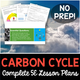 Carbon Cycle Complete 5E Lesson Plan