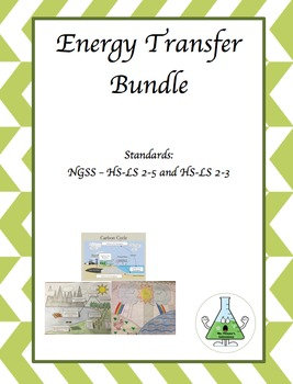 Energy Transfer (Carbon Cycle Connections) Bundle