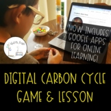 Carbon Cycle--Digital Game and Lesson Plan