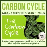 Carbon Cycle Google Slides Interactive Presentation