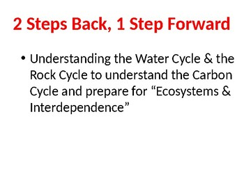 Carbon Cycle PowerPoint