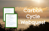 Carbon Cycle NO PREP Webquest/ Review Activity