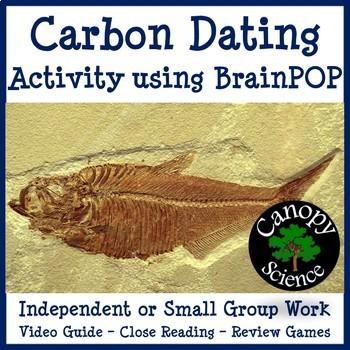 radiocarbon dating fossiler