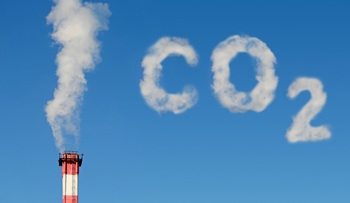 Carbon Dioxide - A Greenhouse Gas - Text and Exercise Sheets