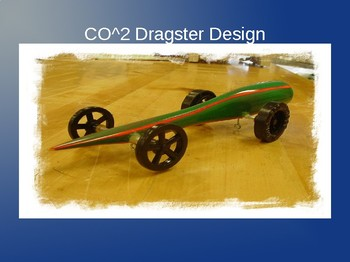 Carbon Dioxide CO2 car racing project