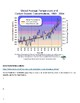 Carbon Dioxide Trends and Global Warming Analysis Lab