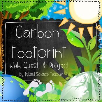 Carbon Footprint Activity