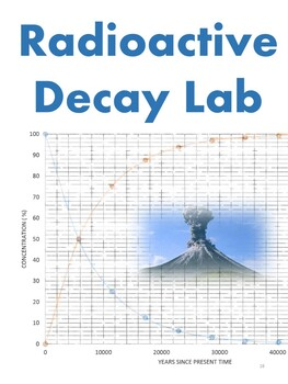 Carbon Radioactive Decay Lab