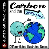 Carbon Cycle Guided Graphic Notes