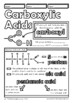 Carboxylic Acids High School Chemistry Doodle Notes