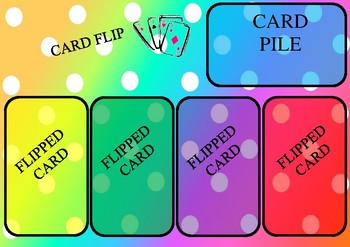 Card Flip: TEN activity