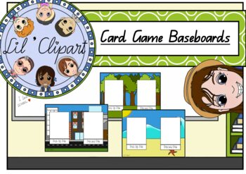 Card Game Baseboards