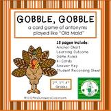Card Game: Gobble, Gobble!