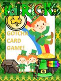 """Trap a Leprechaun """"Gotcha Card Game"""" (St. Patrick's Day)"""