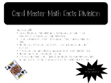 Card Master Division Facts