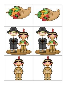 Card Matching- Be Thankful