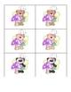 Card Matching- Fairy Bears