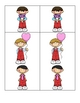 Card Matching- Valentine's Love