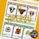 Card game to teach French/FFL/FSL: 7 familles sur les animaux de la ferme/Farm