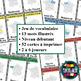 Card game to teach French/FFL/FSL: Bonne pioche - Régions