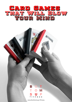 Card games that will blow your mind
