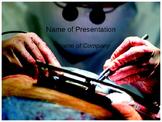 Cardiac Surgery PPT Template