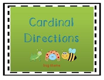 Cardinal Directions Bug Theme