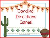 Cardinal Directions Game
