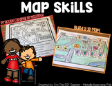 Cardinal Directions (Map Skills) -  Mini Pack