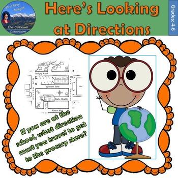Intermediate directions worksheets teaching resources teachers pay cardinal intermediate directions practice cardinal intermediate directions practice ibookread PDF