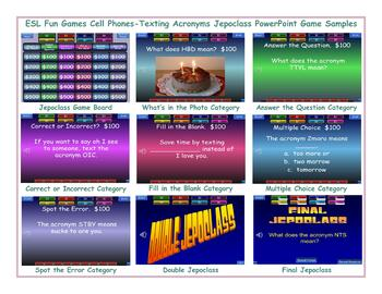 Cardinal-Ordinal Numbers Jeopardy PowerPoint Game Slideshow