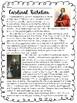 Cardinal Richelieu informational text reading comprehension worksheet