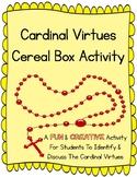 Cardinal Virtues Activity
