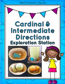Cardinal and Intermediate Directions Exploration Station