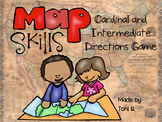 Map Skills - Cardinal and Intermediate Directions Game
