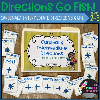 cardinal and intermediate directions