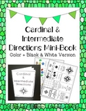 Cardinal and Intermediate Directions Mini-Book (print & go, no glue foldable)