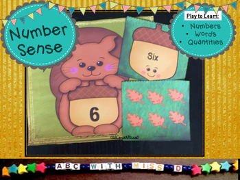 Cardinality, Numerals and Number-Words. A Hands on Math Ce