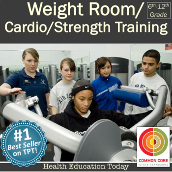 Weight Training Strength and Conditioning Unit: Lessons, Workouts, FITT Plans