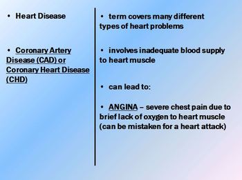Cardiovascular System Notes - Heart Diseases Powerpoint Presentation