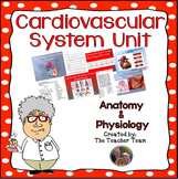 Cardiovascular System Circulatory System Anatomy and Physiology Biology Unit