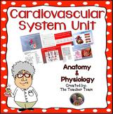 Cardiovascular System Unit | Circulatory System Unit | Human Body Systems