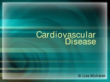 Cardiovascular (Heart) Disease PowerPoint Presentation Lesson Plan