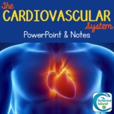 Cardiovascular System PowerPoint and Notes (Distance Learning)