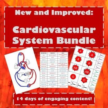 Cardiovascular System Unit