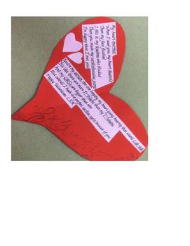 Cardiovascular System Valentines