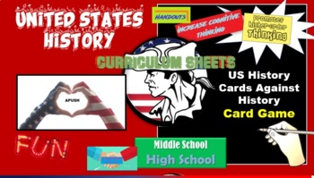 Cards Against APUSHistory-A Game of Historical Genius - Am