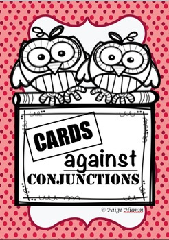 Cards Against Conjunctions