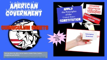 (AP Government) Cards Against Government - A Game of Political Words